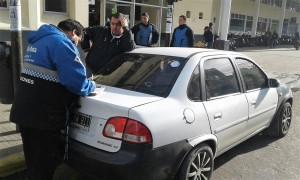 Transporte ilegal: en 2017 secuestraron un auto cada dos días en La Plata