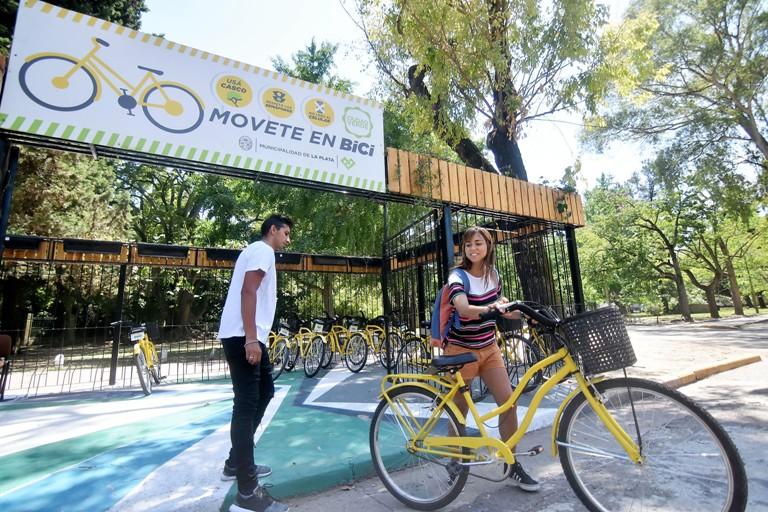 Bicicletas La Plata 1
