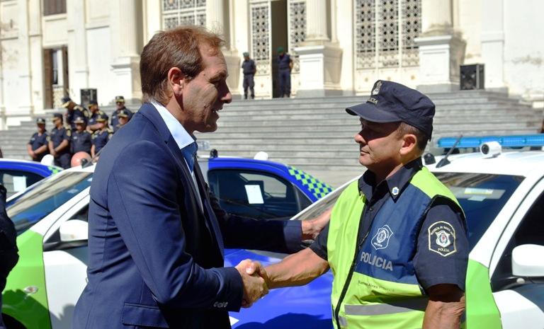Garro - Policía