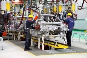La producción de autos creció 62,6% en febrero por los nuevos modelos