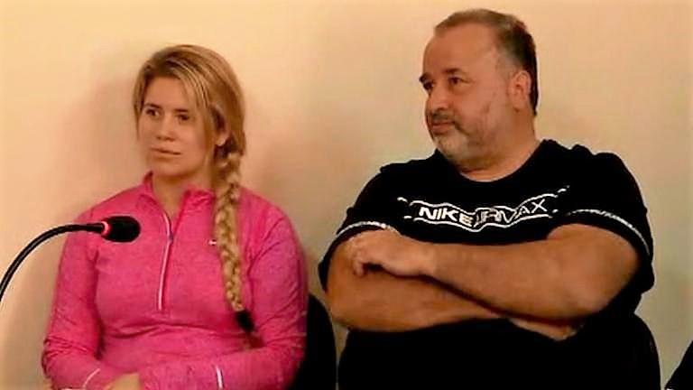 Paola Fiege y Marcelo Balcedo, primero serán juzgados en Uruguay.