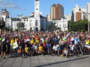 La Plata, los ciclistas y el Triángulo de las Bermudas