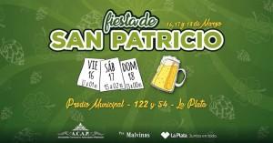 Los cerveceros platenses celebran San Patricio en el Bosque