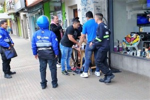 Nueva oleada de operativos para desterrar la venta ambulante