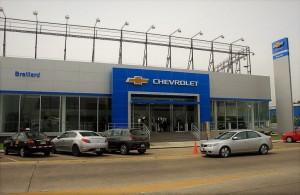 Creció un 7,2% el patentamiento de autos en marzo