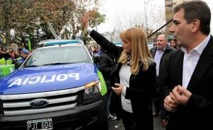 """Ritondo y Magario se """"matan"""" tras el crimen del colectivero"""