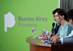 Vidal cerró con estatales un ajuste del 15% y fracasó con los docentes