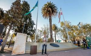 Secco rescató la autonomía y la independencia económica de Ensenada