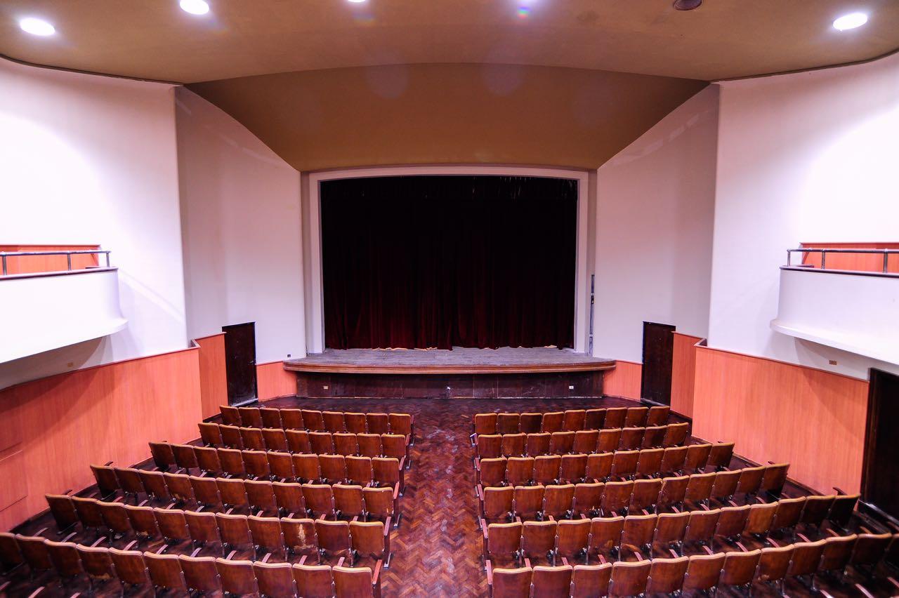 Teatro Metro 3