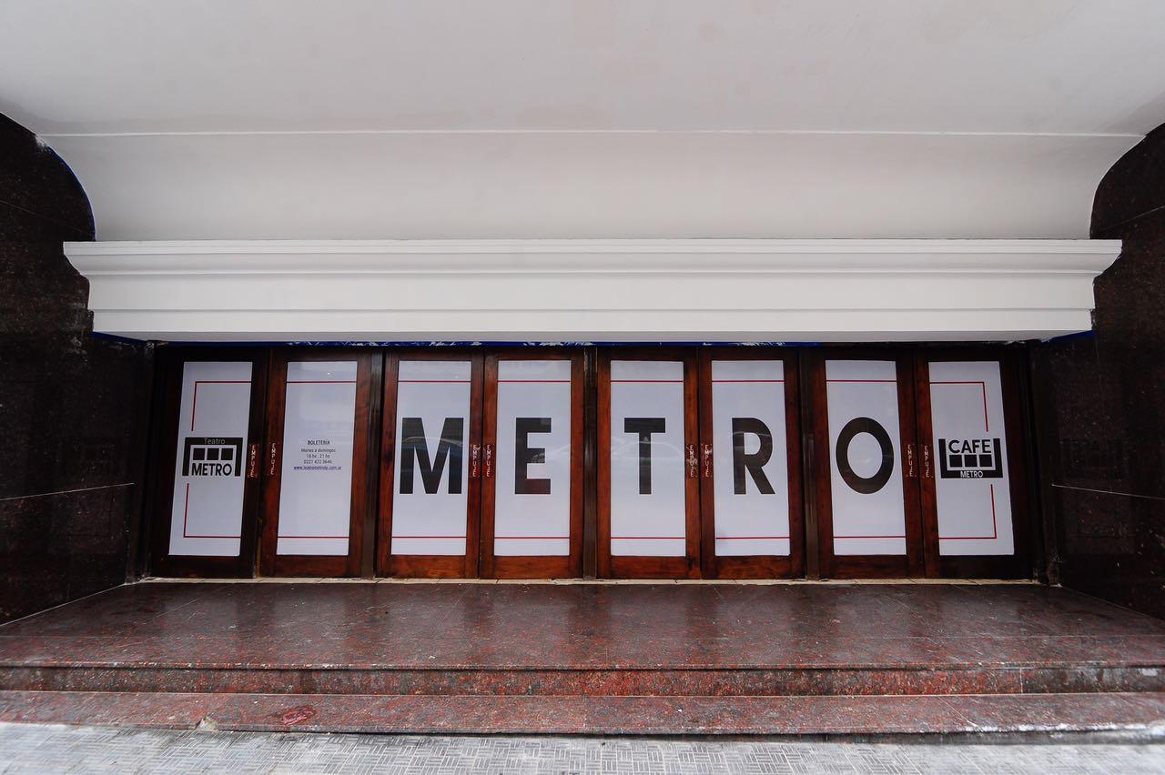 Teatro Metros 2