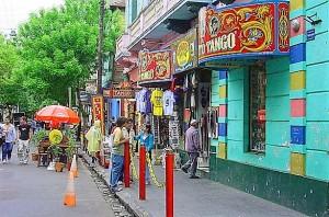 Turismo, viajes, La Boca