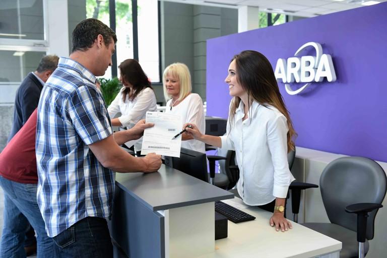 ARBA agencia