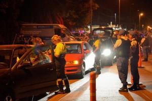 Secuestran 127 autos en controles de alcoholemia en La Plata