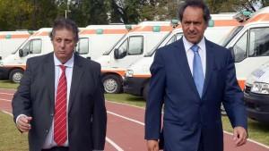 Indagan a Scioli por presuntas irregularidades en obras públicas