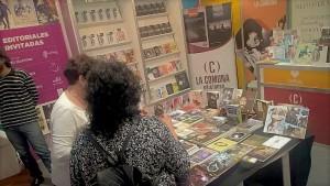 La Comuna Ediciones presenta un nuevo título en la Feria del Libro