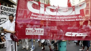 Médicos van a la Justicia para acelerar la paritaria