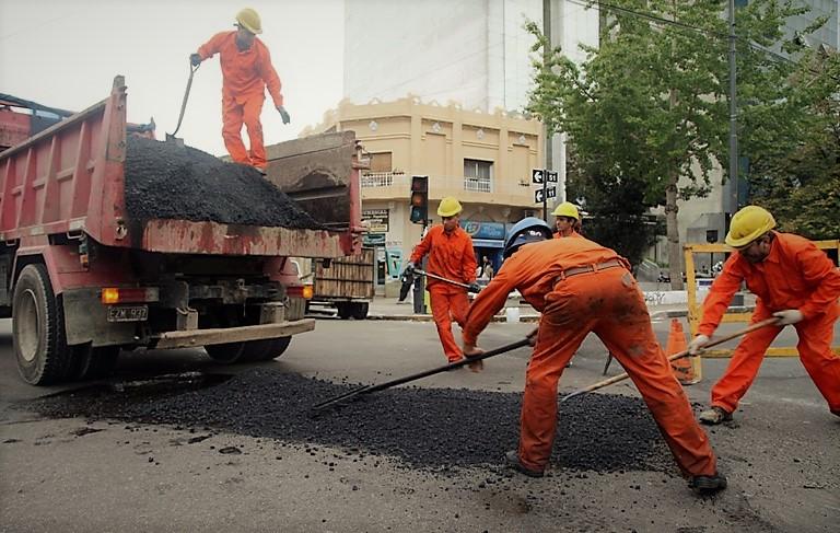 Obras Municipalidad de La Plata 1