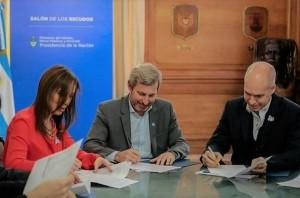 Vidal, Larreta y Frigerio lanzan mejoras en el servicio de salud en el AMBA