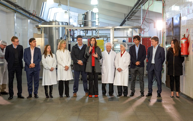 Curutchet, Tizado, Jorge Macri, Vidal, Lacunza y Aguerre