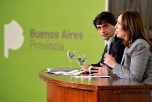 Vidal lanza medidas para acompañar el paquetazo de Macri