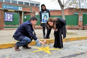 Vidal marcó la agenda con una movida en San Isidro junto a Posse