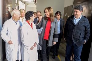 Vidal anunció créditos blandos para Pymes por $11.200 millones