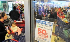 """Mañana es """"supermiércoles recargado"""" del Banco Provincia"""