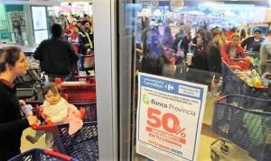 "Unos 500 mil bonaerenses se sumaron al ""supermiércoles"" del Provincia"
