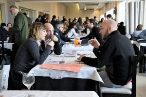 Más de 300 empresas participaron de una ronda de negocios en La Plata