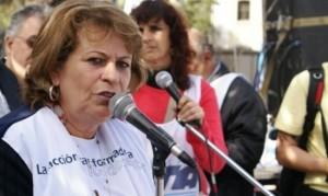 """Petrocini: """"El gobierno agudiza el conflicto para disimular sus problemas"""""""