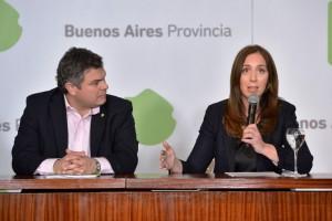 Aportantes truchos: Vidal echó a la Contadora de la Provincia