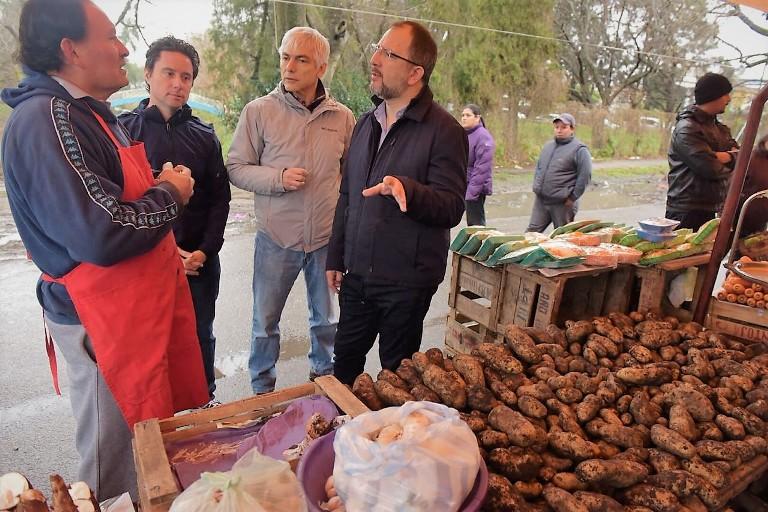 Timbreo Perechodnik, Sánchez Sinny y Guillermo Fiad 1