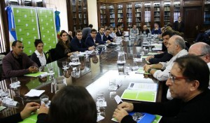 Desembarco de secretarios de Producción de 17 municipios