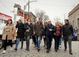 Radicales de la Sexta salieron a bancar la gestión de Salvador