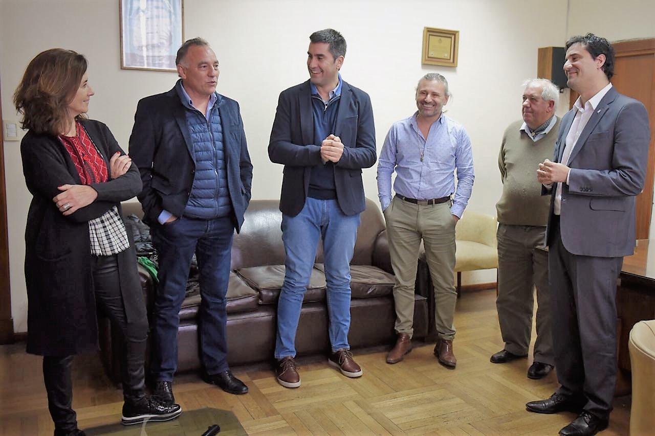 Comisión de Deportes de Diputados en Mar del Plata 1