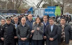 La Plata tendrá 750 nuevos policías patrullando sus calles