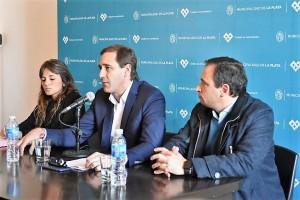 Blanquean declaraciones juradas de los funcionarios de La Plata