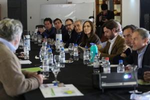 """Conflicto docente: Vidal reiteró su """"vocación al diálogo"""""""