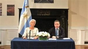 El FMI amplió a u$s 57.100 millones el financiamiento