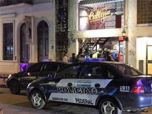 Cinco detenidos con drogas y seis clausuras en la noche platense