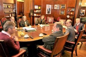 La Provincia y La Plata trabajan en la integración de sistemas de alerta meteorológico