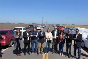 Inversión de $125 millones para reconstruir una ruta de 16 km.