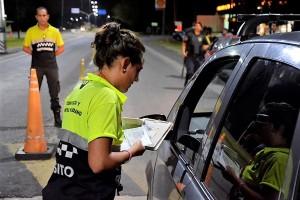 Tránsito de locos 2018: 23 mil infracciones y 1.400 autos secuestrados