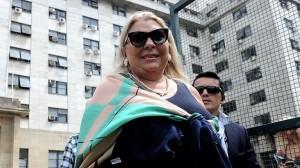 """Carrió: """"Me voy a amigar con Macri cuando lo eche a Garavano"""""""