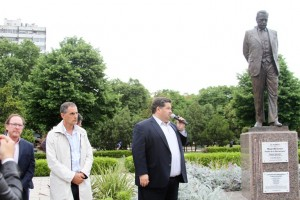 Los radicales de La Plata celebraron los 35 años de democracia