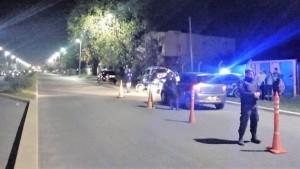 Dos detenidos y 34 vehículos secuestrados en operativos en La Plata