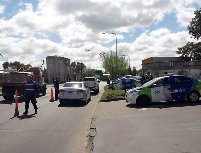 Seguridad - La Plata