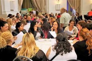 Las mujeres emprendedoras se dieron cita en La Plata