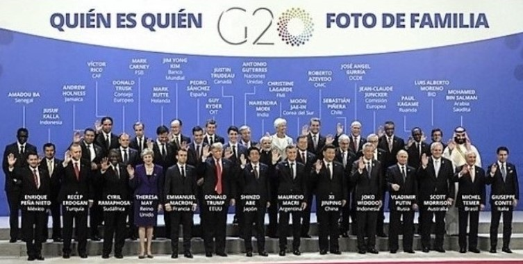 Foto de familia G20