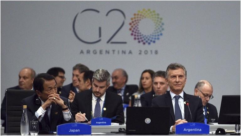 Macri G20